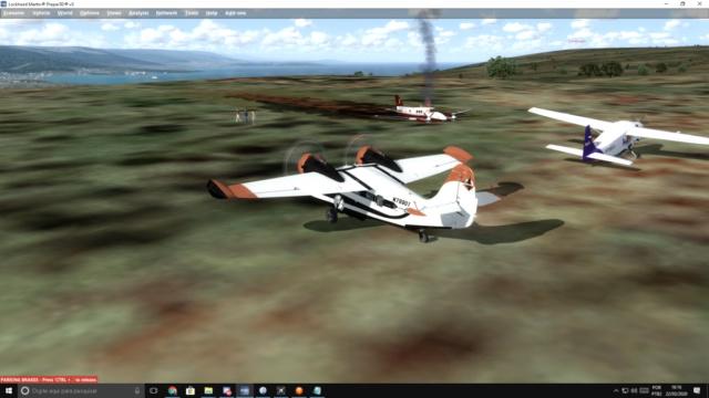 Inauguração do aeródromo do Aeroboteco - Resgate dos bebunsbotequeiros Evento11