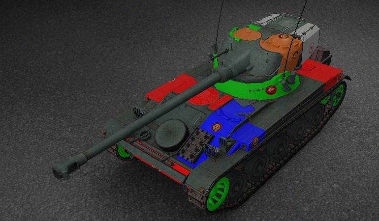 AMX 13 75 6kvsed10