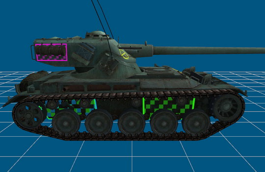 AMX 13 90 Amx_1311