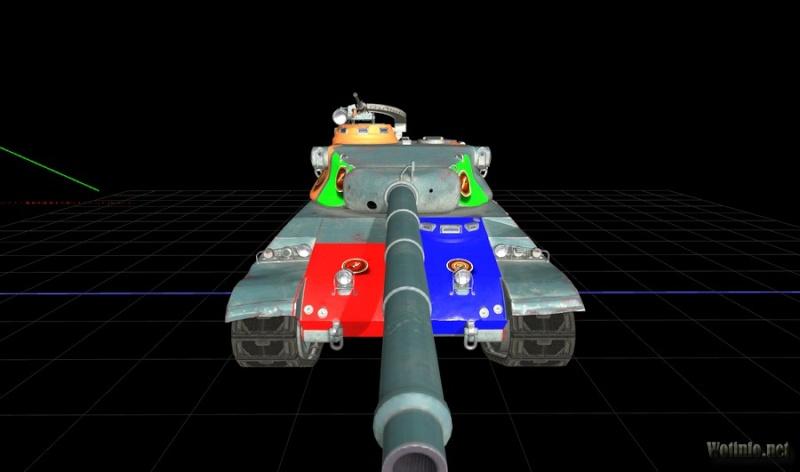 AMX 30 1er prototype Amx_3010