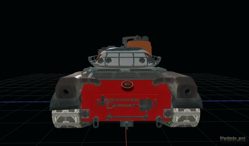 AMX 30 1er prototype Amx_3011