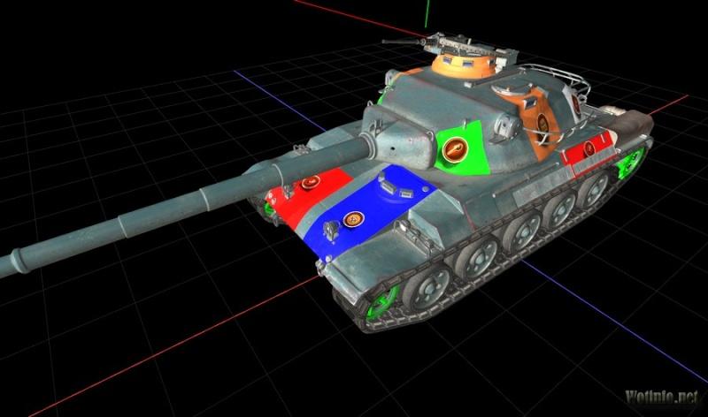 AMX 30 1er prototype Amx_3013