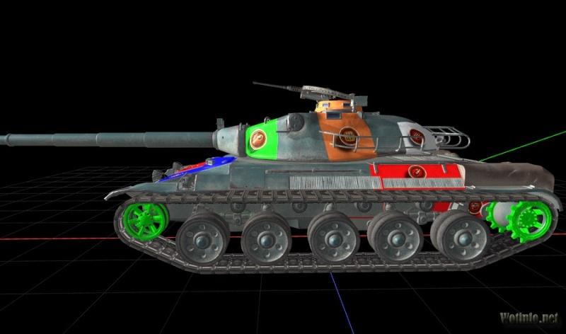 AMX 30 1er prototype Amx_3014