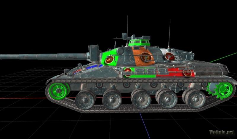 AMX 30 B  Amx_3017