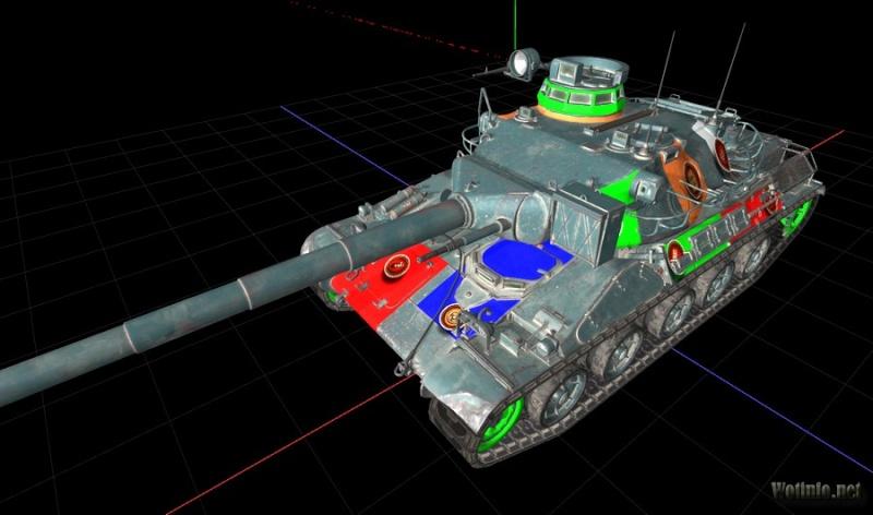 AMX 30 B  Amx_3019