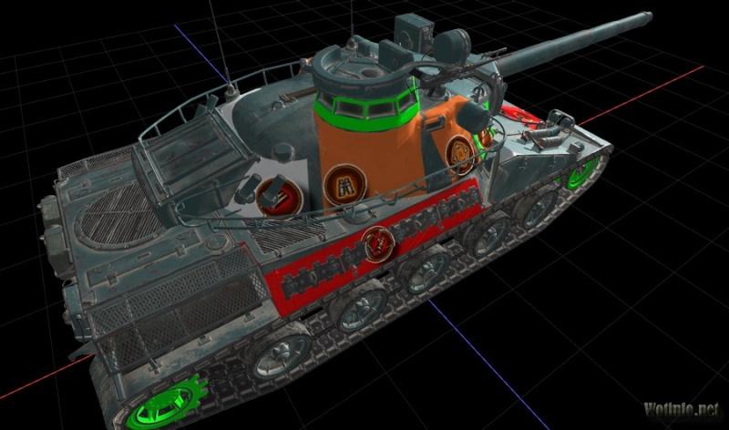 AMX 30 B  Amx_3021