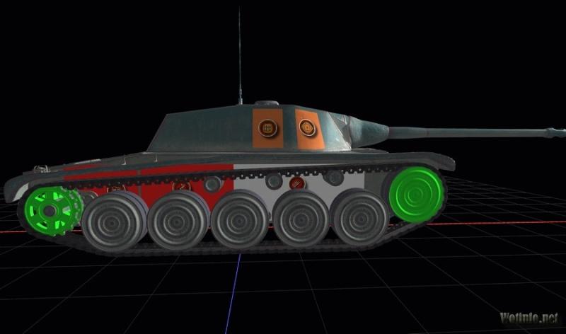 AMX Chasseur de chars  Amx_ch11