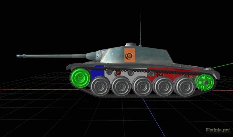 AMX Chasseur de chars  Amx_ch13