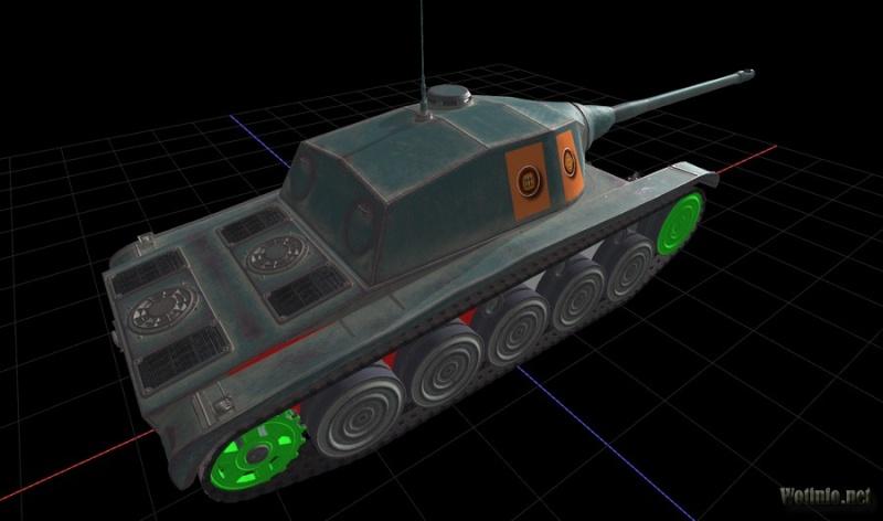 AMX Chasseur de chars  Amx_ch14