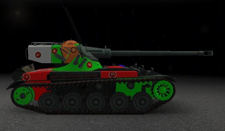 AMX 13 75 Wxsqca10