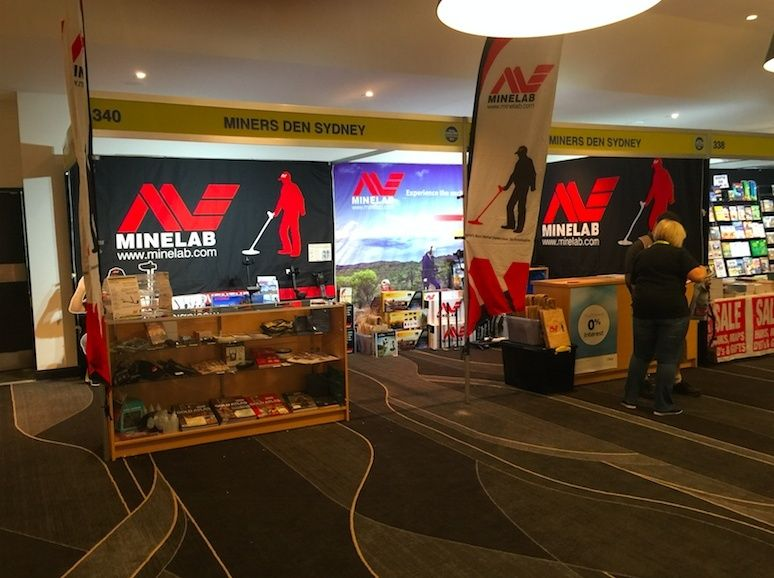 Miners Den super value deals continue in Amazing April @ Sydney Caravan & Camping Super Show Screen11