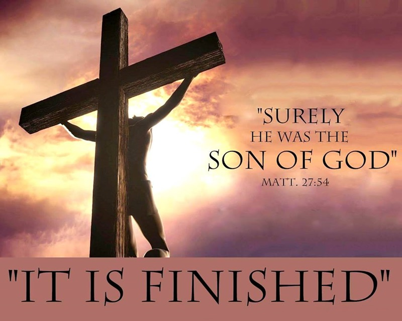 """It is Finished"" Was Just the Beginning... Happy Resurrection Day! 12321210"