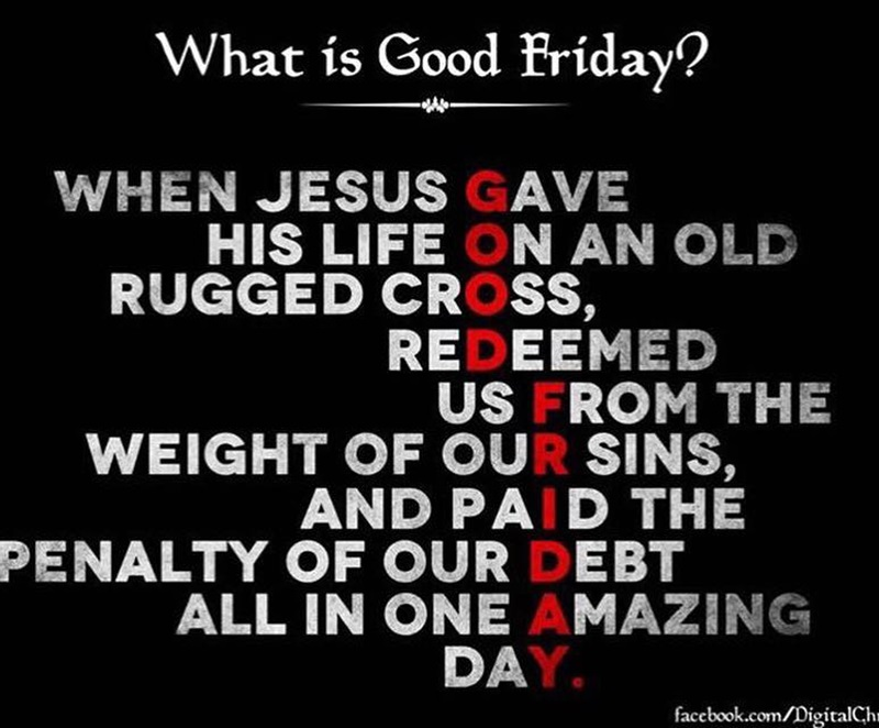 Happy Good Friday! 12524310