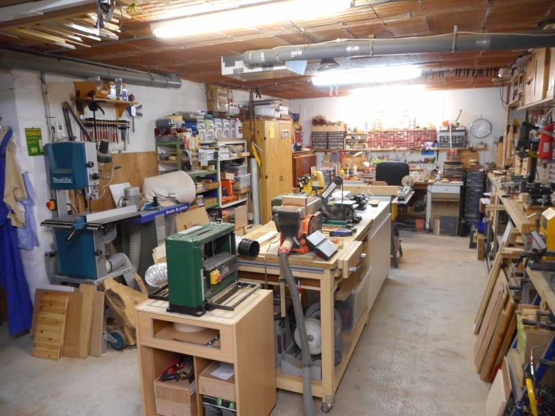 Atelier en sous sol de silure36 Dscn0010
