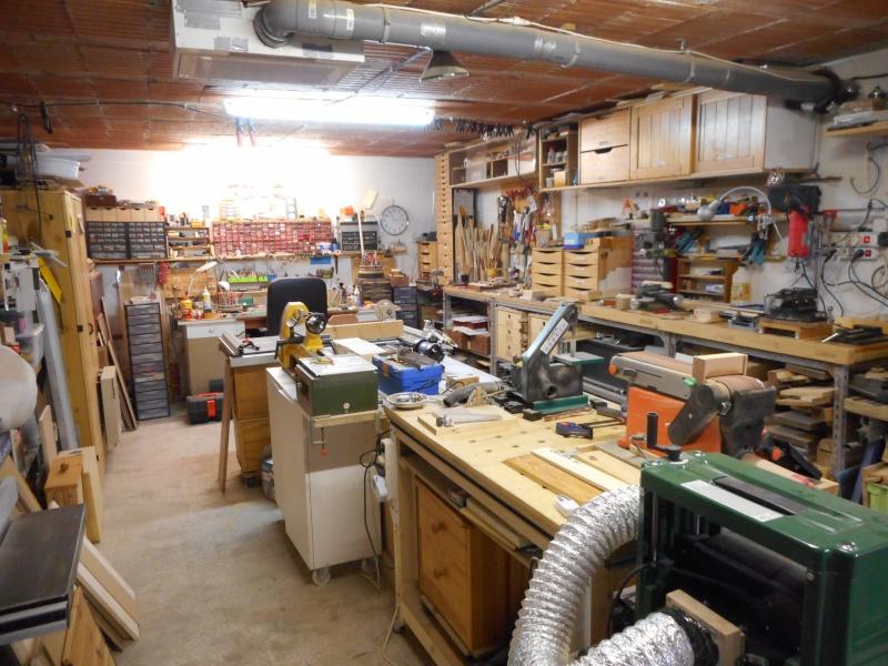Atelier en sous sol de silure36 Dscn0011