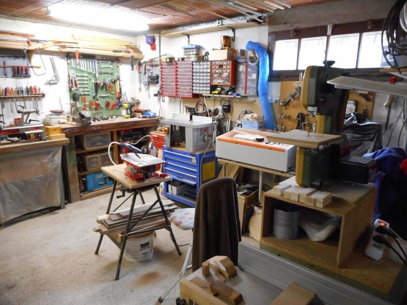 Atelier en sous sol de silure36 Dscn0012