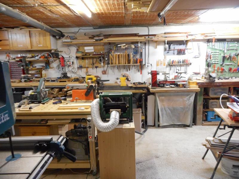Atelier en sous sol de silure36 Dscn0013