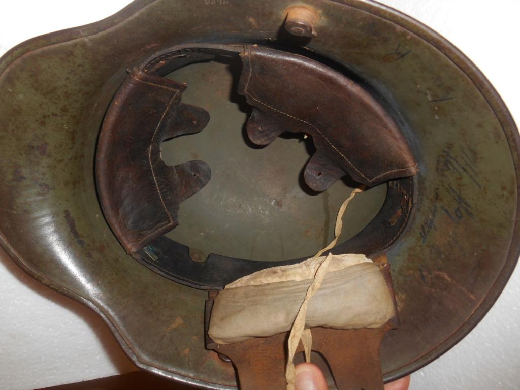 STAHLHELM MOD'16 CAMOUFLE DU I.R.160 Dscn2246