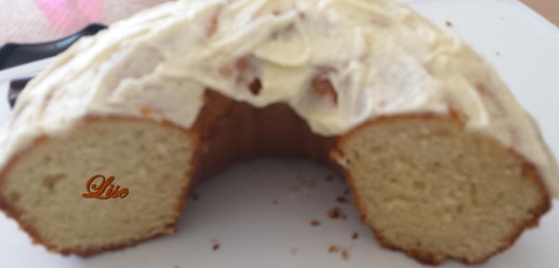 Gâteau à l'érable Gyteau11