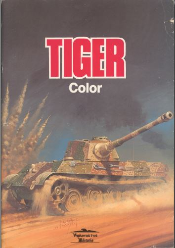Peinture et marquages - Tiger en couleur vol.2 Captur11