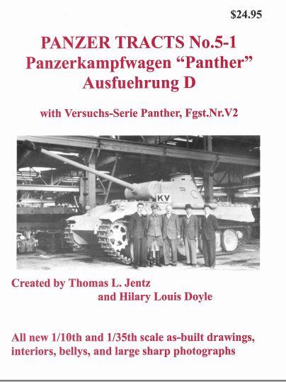 5-1. Panzerkampfwagen Panther Ausfuehrung D Captur18