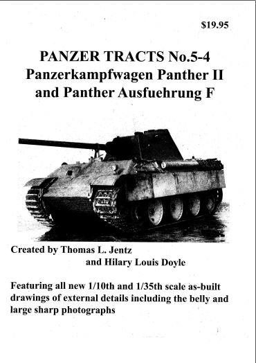 5-4. Panzerkampfwagen Panther II and Panther Ausfuehrung F Captur19