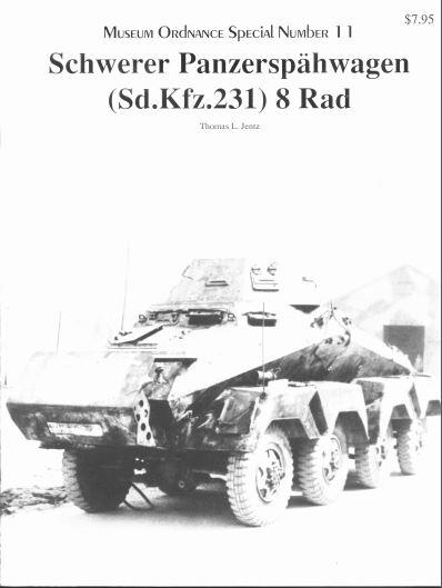 11. Sd.kfz. 231 Schwerer Panzersphwagen 8 Rad Captur24