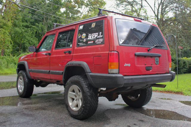 For sale: 1998 Jeep Cherokee ($3000 or best offer) Img_2811