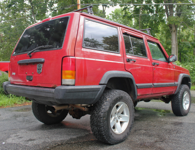 For sale: 1998 Jeep Cherokee ($3000 or best offer) Img_2814