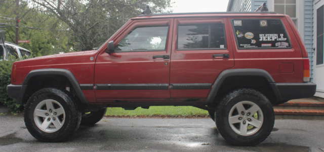 For sale: 1998 Jeep Cherokee ($3000 or best offer) Img_2816