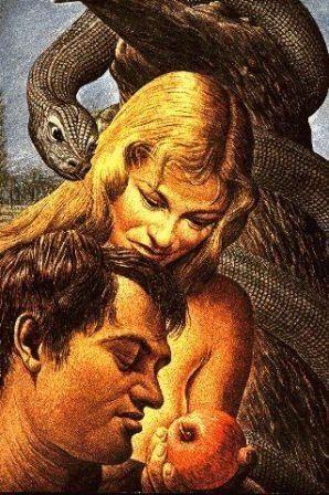 Satan - Le nombre 495 L'arbre de mort Eve10