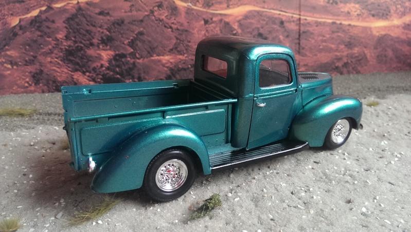 '40 Ford Pick Up Street Rod von Monogram. Imag2111