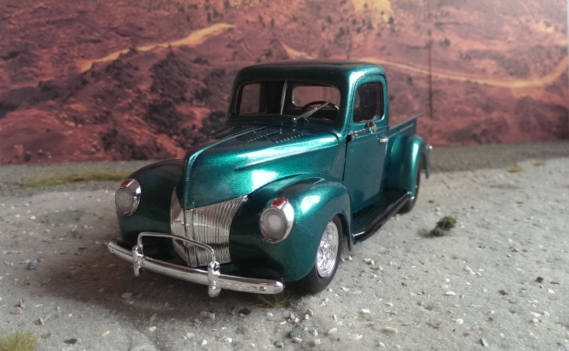 '40 Ford Pick Up Street Rod von Monogram. Imag2114
