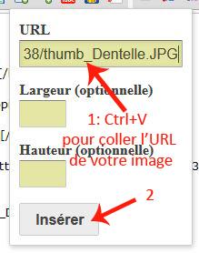 10 - La galerie : annoncer votre ajout de fichier sur le forum Captur19