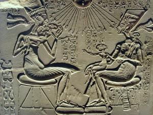 Civilisation et religion. Akhena10