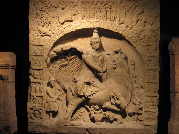 Civilisation et religion. Mithra10
