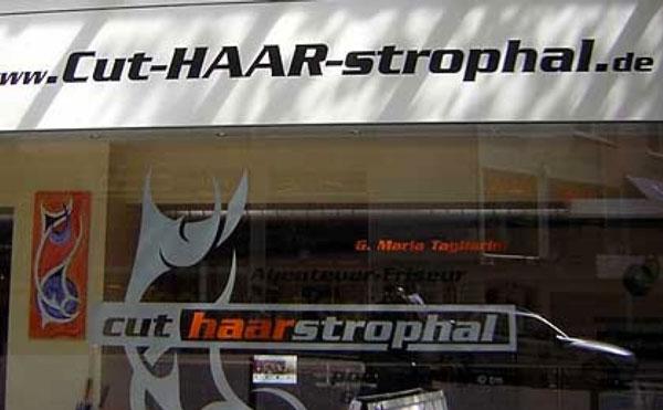 Namensgebungen der Friseur-Salons Friseu10