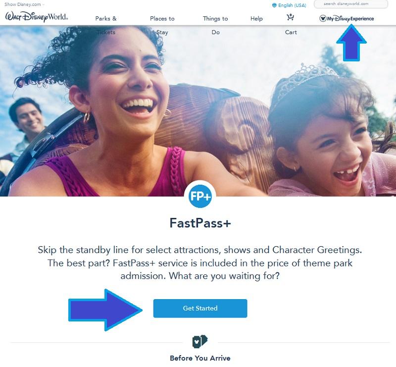 [tuto] reserver ses Fastpass+ sur MDX web  (à jour en juin 2016) Fp110