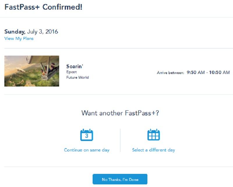 [tuto] reserver ses Fastpass+ sur MDX web  (à jour en juin 2016) Fp810