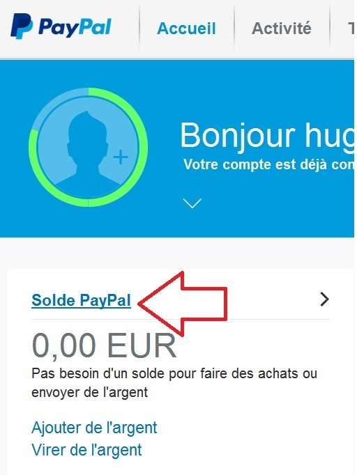 N'oubliez pas votre cashback - Page 6 Paypal16