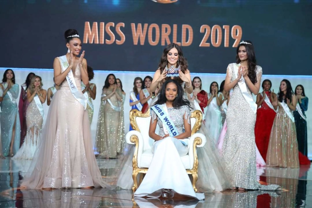 Official Thread of Miss World 2019 ® Toni-Ann Singh - JAMAICA Fb_im794