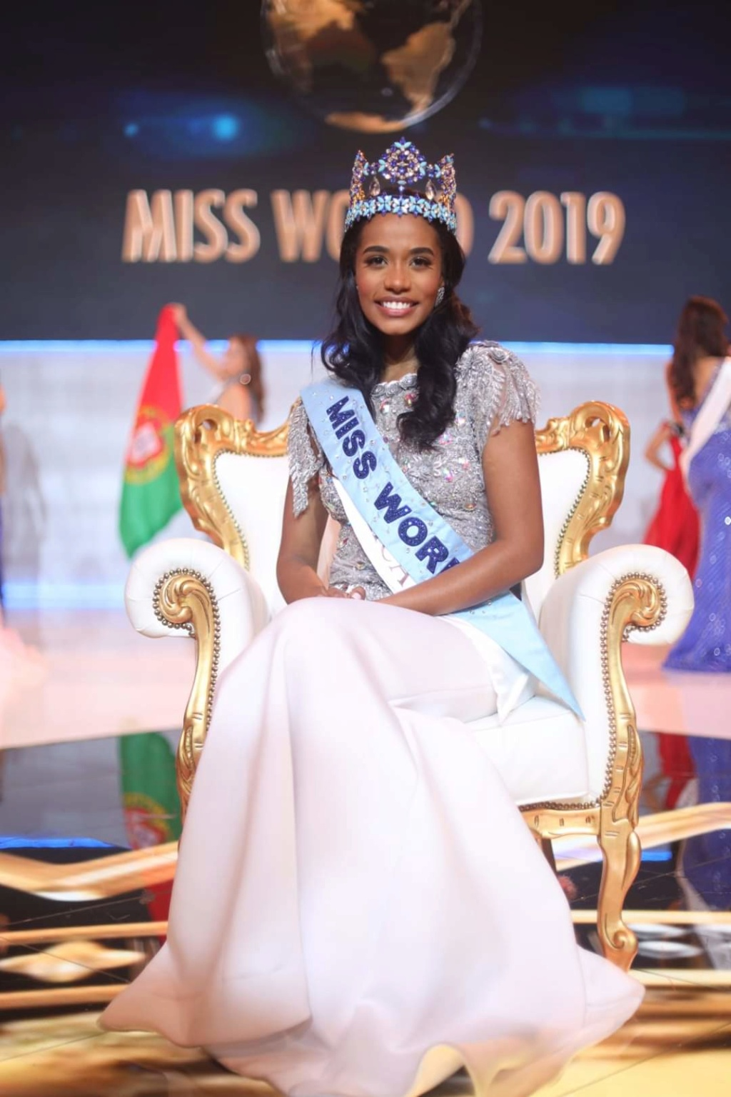 Official Thread of Miss World 2019 ® Toni-Ann Singh - JAMAICA Fb_im795