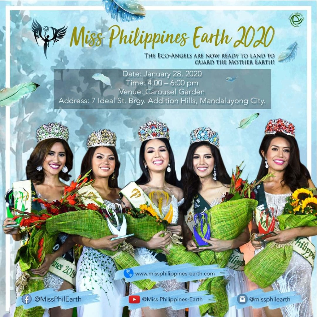 Road to MISS PHILIPPINES EARTH 2020 Fb_im843