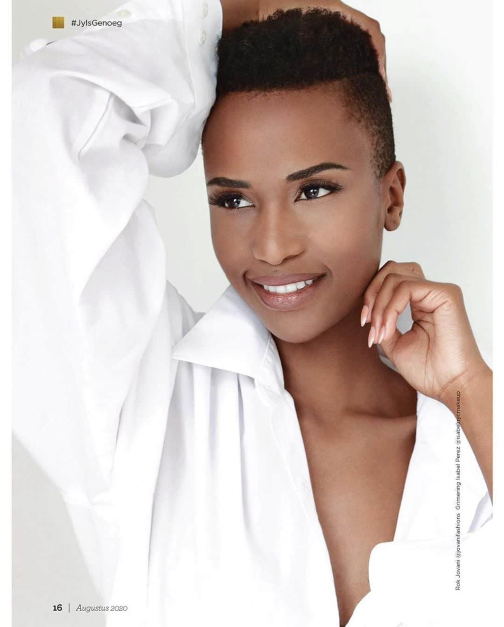The Official Thread Of Miss Universe 2019 : Zozibini Tunzi of South Africa - Page 5 Fb_im867