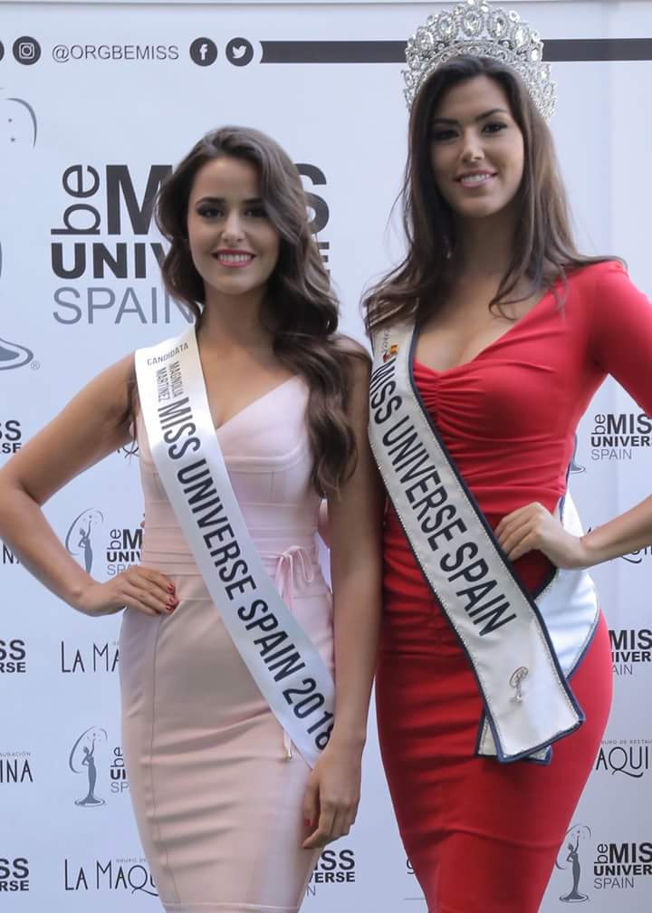 Road to Miss Universe SPAIN 2018 - is Angela Ponce a transgender woman Fb_img19