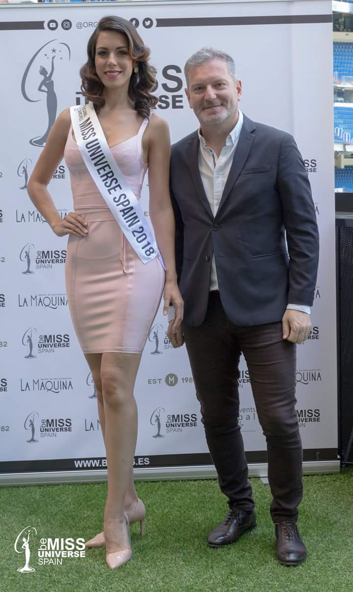 Road to Miss Universe SPAIN 2018 - is Angela Ponce a transgender woman Fb_img22