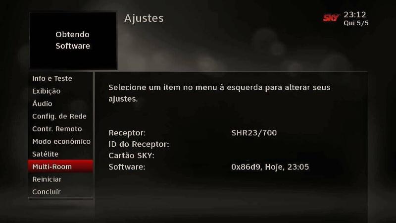 atualização - Confira a nova atualização (86D9) para SKY HD  13173811