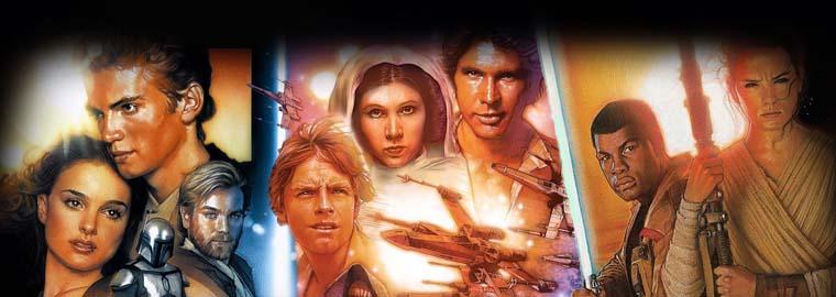 SKY vai disponibilizar maratona dos filmes Star Wars em plataforma para assinantes Warsca10