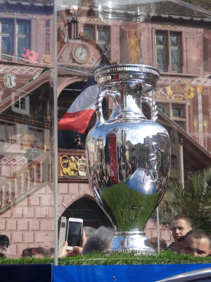 Euro 2016, la Coupe à Mulhouse  Coupe610