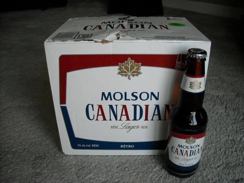 Molson Canadian retro 01313